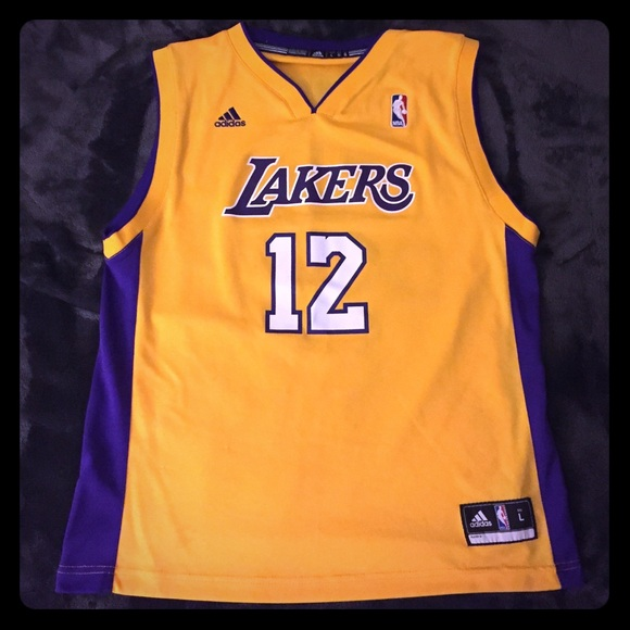 b382caec2 adidas Other - Dwight Howard Laker Jersey  12
